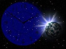 Priorità bassa di astronomia Fotografia Stock Libera da Diritti