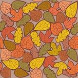 Priorità bassa di autunno. illustrazione di stock