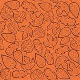 Priorità bassa di autunno. royalty illustrazione gratis