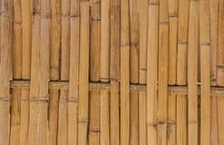 Priorità bassa di bambù fotografia stock