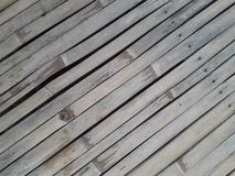 Priorità bassa di bambù Immagine Stock Libera da Diritti