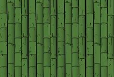 Priorità bassa di bambù astratta Fotografia Stock Libera da Diritti