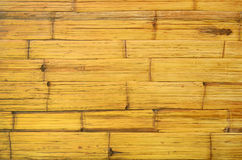 Priorità bassa di bambù di struttura Fotografia Stock Libera da Diritti