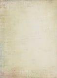 Priorità bassa di beige di Grunge Fotografie Stock
