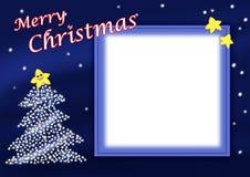 Priorità bassa di Buon Natale Immagini Stock Libere da Diritti
