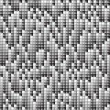 Priorità bassa di caduta dei pixel Fotografia Stock Libera da Diritti