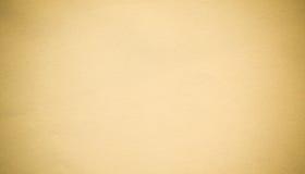 Priorità bassa di carta beige Immagine Stock Libera da Diritti