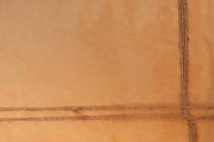 Priorità bassa di carta con la cordicella dell'imballaggio Immagini Stock Libere da Diritti