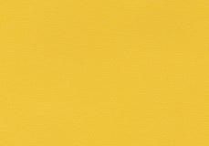 Priorità bassa di carta gialla Fotografie Stock