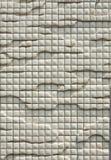 Priorità bassa di ceramica della parete Immagini Stock Libere da Diritti