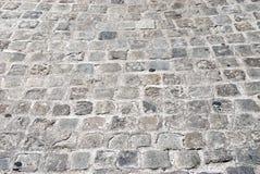 Priorità bassa di cobblestone Fotografie Stock