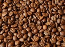 Priorità bassa di Cofee Fotografie Stock Libere da Diritti