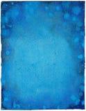 Priorità bassa di colore di acqua Fotografia Stock Libera da Diritti