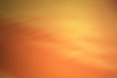 Priorità bassa di colore giallo arancione Fotografia Stock Libera da Diritti