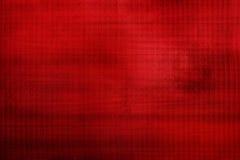 Priorità bassa di colore rosso di natale Fotografia Stock