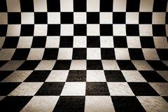 Priorità bassa di fase della scheda di scacchi Immagini Stock Libere da Diritti