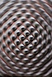 Priorità bassa di filatura astratta Fotografia Stock