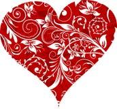 Priorità bassa di giorno dei biglietti di S. Valentino,   illustrazione vettoriale