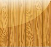 Priorità bassa di granulo di legno illustrazione di stock