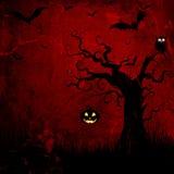 Priorità bassa di Grunge Halloween Immagine Stock Libera da Diritti