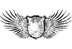 Priorità bassa di Grunge, vettore Fotografia Stock Libera da Diritti