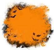 Priorità bassa di Halloween Grunge Fotografia Stock Libera da Diritti