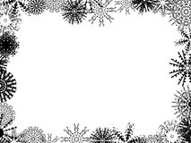 Priorità bassa di inverno royalty illustrazione gratis