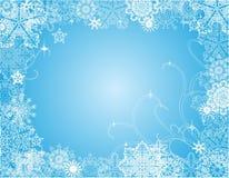 Priorità bassa di inverno Fotografia Stock Libera da Diritti