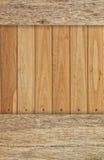 Priorità bassa di legno Fotografie Stock
