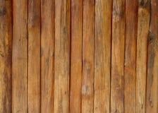 Priorità bassa di legno approssimativa della plancia Fotografie Stock