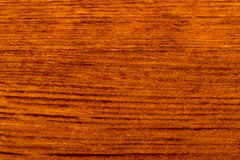 Priorità bassa di legno arancione Immagine Stock Libera da Diritti