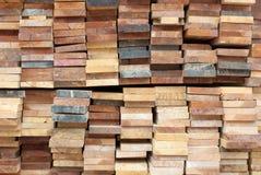 Priorità bassa di legno astratta Fotografie Stock Libere da Diritti