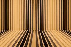 Priorità bassa di legno astratta Immagine Stock
