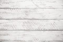 Priorità bassa di legno bianca immagine stock