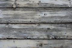 Priorità bassa di legno bianca Immagini Stock