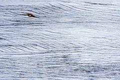 Priorità bassa di legno bianca Fotografie Stock Libere da Diritti