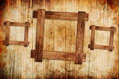 Priorità bassa di legno del blocco per grafici Fotografie Stock