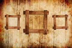 Priorità bassa di legno del blocco per grafici Fotografie Stock Libere da Diritti