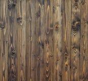 Priorità bassa di legno del Brown fotografia stock