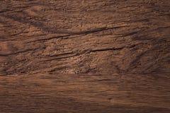 Priorità bassa di legno del Brown Fotografie Stock Libere da Diritti