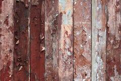 Priorità bassa di legno del grunge della parete Fotografia Stock Libera da Diritti