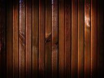 Priorità bassa di legno della parete Fotografia Stock Libera da Diritti