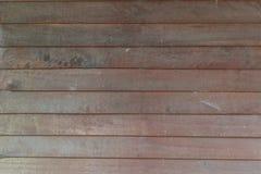 Priorità bassa di legno della parete Fotografia Stock