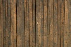 Priorità bassa di legno della parete Immagini Stock