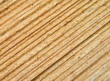 Priorità bassa di legno della parte Immagini Stock