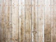 Priorità bassa di legno della rete fissa Fotografie Stock