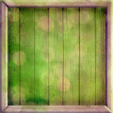 Priorità bassa di legno della sorgente luminosa immagini stock