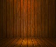 Priorità bassa di legno della stanza della quercia royalty illustrazione gratis