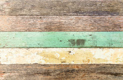 Priorità bassa di legno di Grunge Fotografie Stock Libere da Diritti