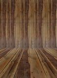 Priorità bassa di legno di struttura del Brown immagini stock libere da diritti